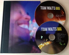 TOM WAITS / BAD AS ME - 2CD (Europe 2011 - LIMITED EDITION with BOOK COVER)