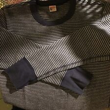 The Real Mccoy's Joe McCoy Thermal Shirt - Size 38 Japan Made