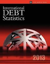 International Debt Statistics 2013 (Global Development Finance)
