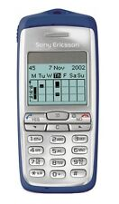 Sony Ericsson T600 / T600i Marine Blue Blue Buttons Phone Without Simlock