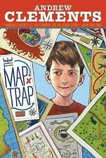 The Map Trap by Andrew Clements (2016, Paperback)