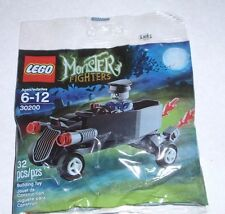 Lego  Monster Fighters Zombie Car 30200 Factory Sealed Package