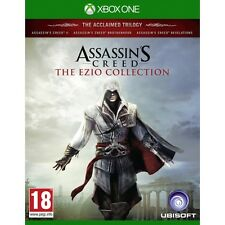 Assassin's Creed The Ezio Collection Xbox One Game Brand New
