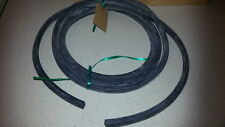 Pair of Morris 8 Eight 1935 - 1937 Quarterlight Rubber Seals Off The Roll