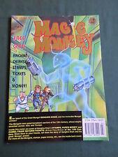 DR LEUNG TING'S - MAGIC MONKEY COMIC - #2 -1992 - INC FREE GIFT - VG