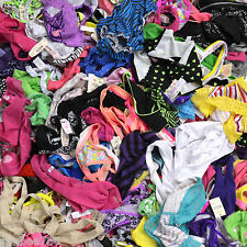 O2 Lot 10 Mixed Sexy Underwear G String Thongs Panties T Back LINGERIE OS S M L