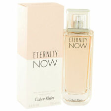 Eternity Now by Calvin Klein 3.4 oz EDP Perfume for Women New In Box