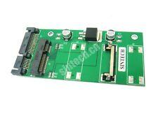 SINTECH mSATA 3x5cm SSD to 2.5 inch SATA Adapter converter card PA6006A