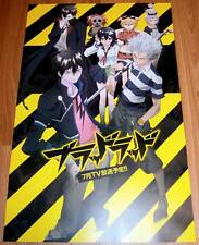 Poster A3 Blood Lad