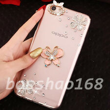 DIY Glitter Luxury Bling Diamonds Soft TPU Gel back Case skin Cover for Apple