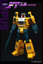 Transformers G1 Masterpiece Scale Weirdwolf Fans Toys FT-18 Lupus in USA NOW!