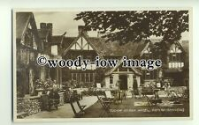 tp8753 - Sussex - Lovely Tudor Close Hotel & Courtyard, at Rottingdean- Postcard