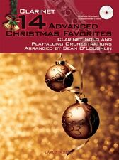 14 Advanced Christmas Favourites - Clarinet