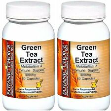 GREEN TEA EXTRACT 500MG WEIGHT LOSS BOOST METABOLISM ENERGY PILLS 120 CAPSULES