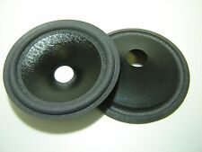 "Pair 6"" Paper Cone - Speaker Parts - 604"