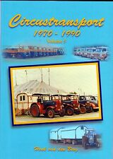 Circustransport Volume 5  1970-1990 ( Büch Circus Transport )