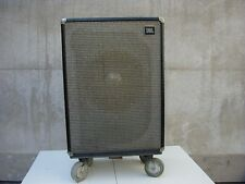"70's JBL BASS CAB 15"" - Made in USA"