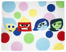 OFFICIAL NEW INSIDE OUT PANEL FLEECE CHILDRENS INSIDE OUT BLANKET
