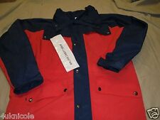 Legoland Employee Mens Size SMALL Zip-Up & Button Winter Heavy Duty Jacket