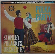 DISCO 33 GIRI - STANLEY PULASKI - POLKA TIME