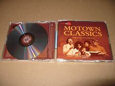 Capital Gold Motown Classics (2003) 3 cds 70 tracks No Outer Slip case
