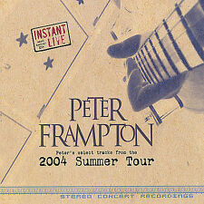 NEW - Instant Live: 2004 Summer Tour by Frampton, Peter