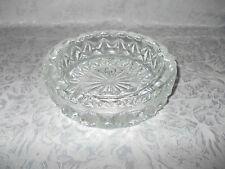 schwerer Aschenbecher aus Bleikristall - 1,5 kg