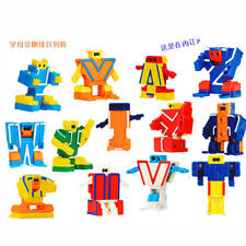 26 Letters of The Alphabet  Robot Latest Hot Sale ARRIVAL Baby Kid Toy Gift