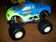 ofna titan tmaxx emaxx revo losi  rc monster truck rc parts big block rare!