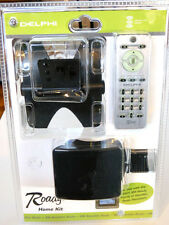 NEW Delphi Roady Home Kit for XM Satellite Radio - Remote Control Power Adapter