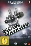 The Voice of Germany Die Live Shows (2012) DVD Neu & OVP