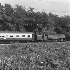 ASIAN RAILWAYS - Durrant 6x6 steam neg 754809 - MALAYSIA K.T.M. 4-6-4T No 402.02