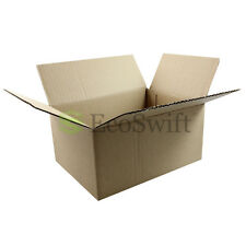 5 8x6x4 Cardboard Packing Mailing Moving Shipping Boxes Corrugated Box Cartons