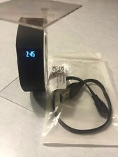 Fitbit Charge Large BLACK Sleep Activity Monitor WORKS GREAT  ** WITH CHARGER **