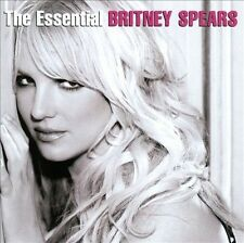 The  Essential Britney Spears by Britney Spears (CD, Jul-2014, 2 Discs, Legacy)
