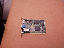 Number Nine 2MB PCI Video Graphics Card Full Height S3 Virge 86C325