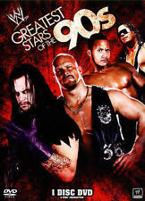 WWE Greatest Stars of the 90s (DVD, 2015)