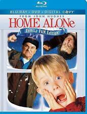 Home Alone [Blu-ray + DVD + Digital Copy Blu-ray