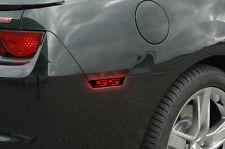 Vinyl Decal Side Marker Light Wrap Chevrolet SS for 2010-2015 Camaro Matte Black
