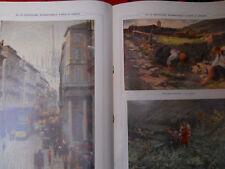 L'illustrazione italiana 1914 XI esposizione d'arte di Venezia bazzaro piatti