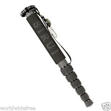 SIRUI P-326 6 Section Carbon Fiber Monopod Free USA Shipping