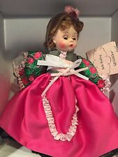 "Madame Alexander Doll 61600 Gone with the Wind Belle Watling 8"" NRFB RARE"
