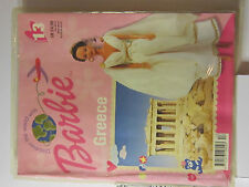 Barbie Greece dress, not sold in the USA made in 2002 still factory sealed