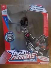 TRANSFORMERS ANIMATED CYBERTRON MEGATRON DECEPTICON Original Box Lights & Sounds