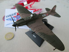 2er SET Green / Brown Ilyuschin IL-2 Avion Aircraft /  CCCP Russisches Flugzeug