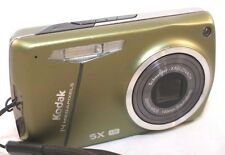 Kodak Digital Camera EasyShare 575 5X IS Green 15MP USED 3107