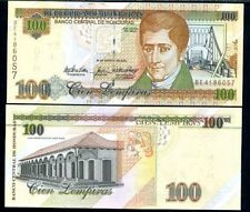 Honduras - 100 Lempiras - UNC currency note - 2004 issue