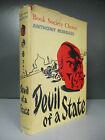 Anthony Burgess - Devil Of A State - 1st Edition - Heinemann - 1961 (ID:492)