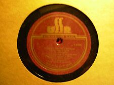 LEMESHEV russian folk songs - 78 rpm ussr -