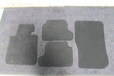 BMW 1er F21 Original Fußmatten-Set Floor Mat Set Velours Schwarz 4-teilig